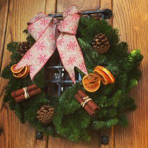 Fresh Spruce Wreath